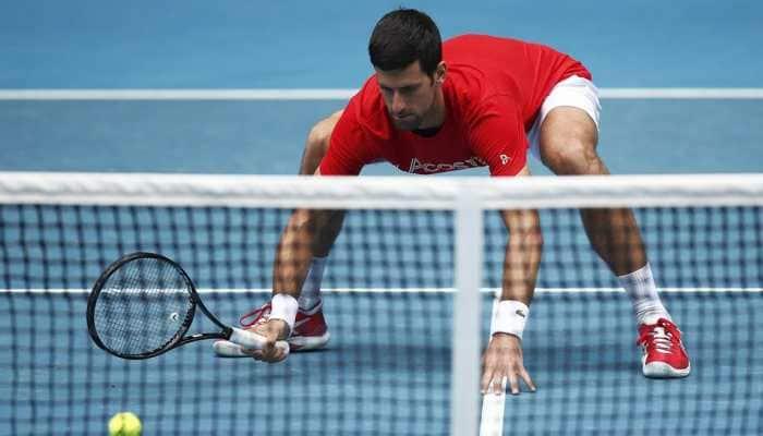 Furious Novak Djokovic dismantles his racquet in dramatic ATP Cup loss; watch video