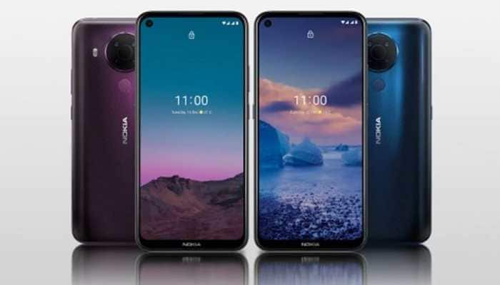 Nokia 5.4 teased on Flipkart, hinting at its launch in India
