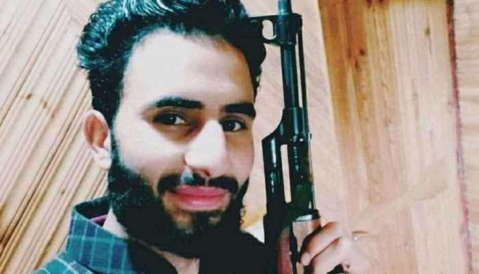 Lashkar-e-Mustafa's chief Hidayatullah Malik arrested in Jammu; pistol, grenade recovered