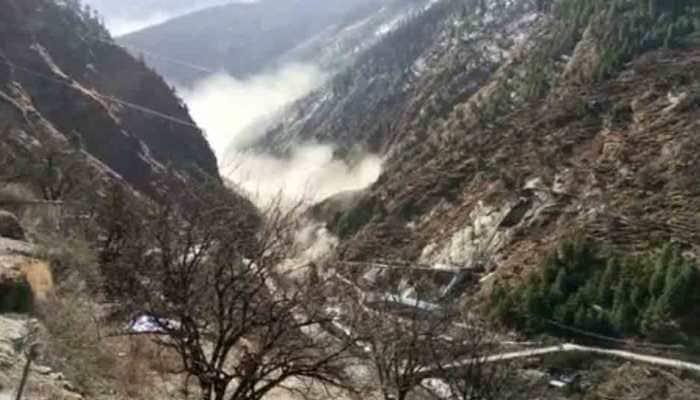 Uttarakhand glacier burst: US, France, Nepal condole loss of lives