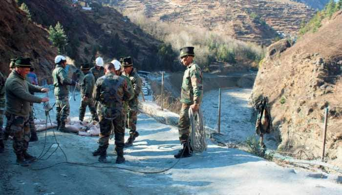 Uttarakhand glacier burst: 16 labourers rescued, 125 still missing as rescue operations continue