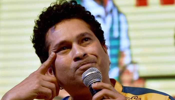 Sachin Tendulkar's tweet draws flak from opposition political leaders; who said what