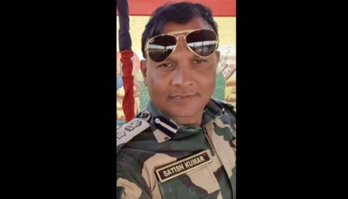 CBI files chargesheet against BSF Commandant Satish Kumar, 6 others in cattle smuggling case