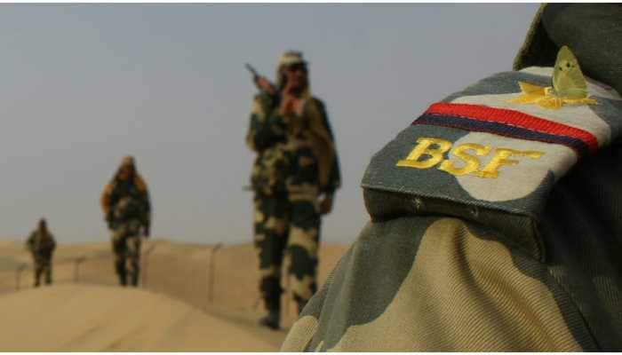 Pakistani intruder shot dead by BSF along international border in Jammu and Kashmir's Samba district