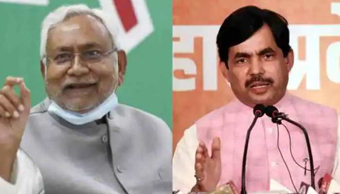 Nitish Kumar to expand Bihar cabinet today, BJP leader Shahnawaz Hussain likely to get ministerial berth