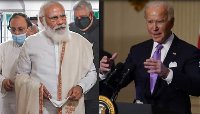 PM Narendra Modi, President Joe Biden agree to promote free and open Indo-Pacific region, strengthen Quad