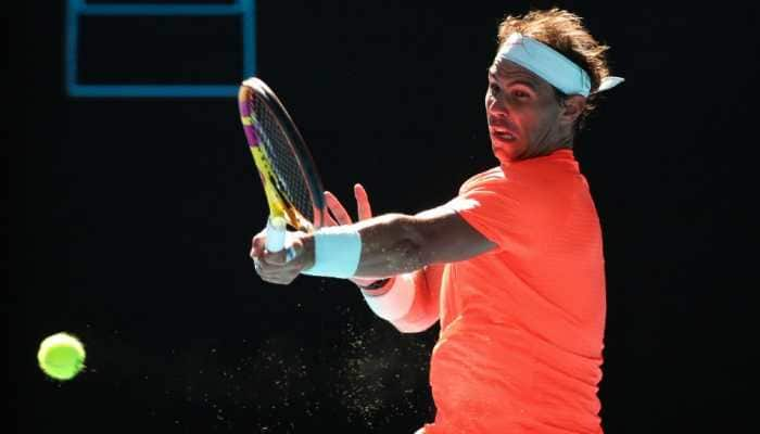 Australian Open 2021: Rafa Nadal storms back to form, posts easy win