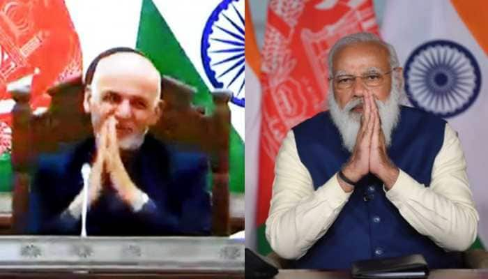 India and Afghanistan want to see region free of terrorism, says PM Narendra Modi at virtual summit with Afghan President Ashraf Ghani