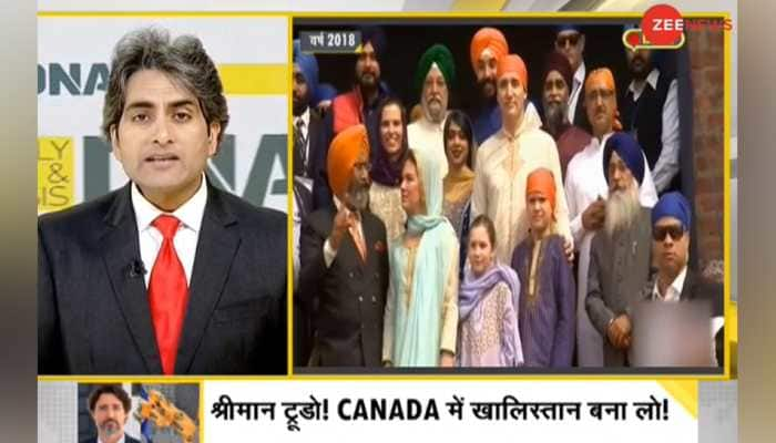 DNA Exclusive: Can Canadian PM Justin Trudeau help in creation of Khalistan?