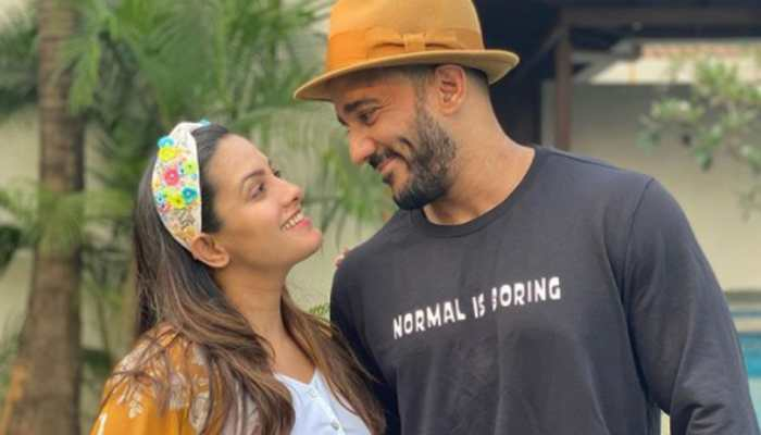 TV actress Anita Hassanandani and hubby Rohit Reddy blessed with a baby boy!