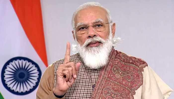 Farmers' agitation sacred but when 'andolanjivis' hijack it...what purpose does it serve, asks PM Narendra Modi