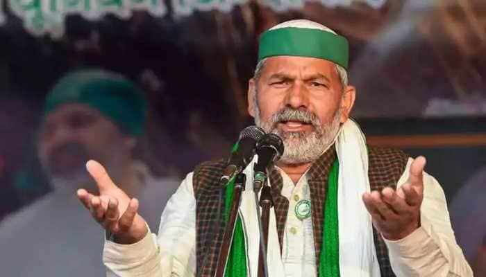 Rakesh Tikait in Haryana: Amid farmers protest against farm laws 2020, the Bharatiya Kisan Union leader Rakesh Tikait said they will not go back.