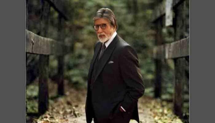 Amitabh Bachchan treats fans with dapper pic of himself, pens lines from father Harivansh Rai Bachchan's Madhushala