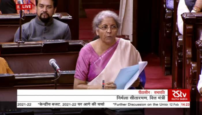 Budget 2021-22 provides strong stimulus for long term sustainable growth: FM Nirmala Sitharaman