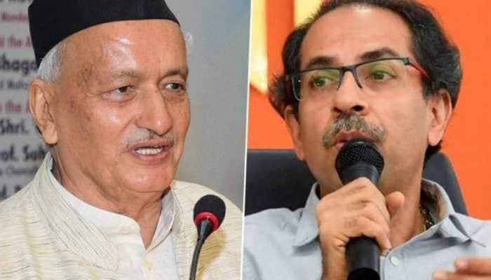 Shiv Sena urges Centre to recall Maharashtra Governor Bhagat Singh Koshyari