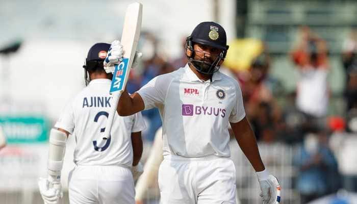 IND vs ENG 2nd Test Day 1: Rohit Sharma, Ajinkya Rahane score big as India finish 300/6 at stumps