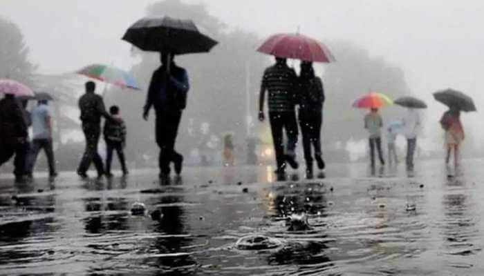 Weather Forecast: These states will receive rainfall and hail, dense fog to continue in Delhi