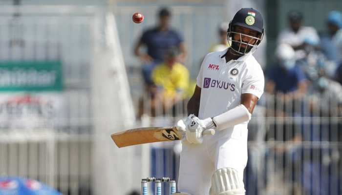 IND vs ENG: Injured Cheteshwar Pujara remains off field, Mayank Agarwal comes in as substitute