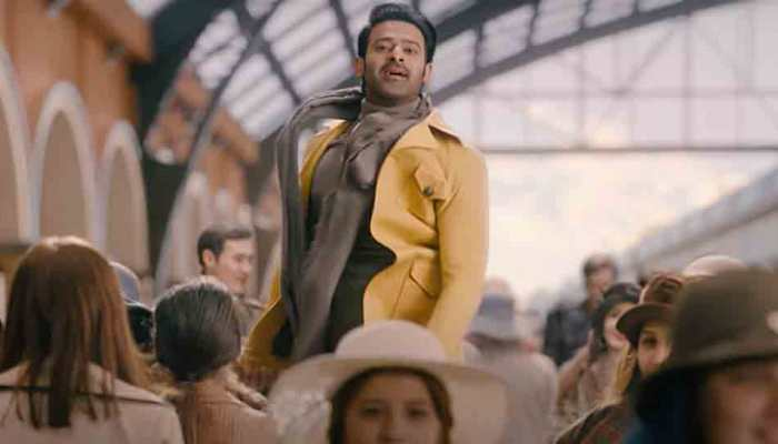 Radhe Shyam teaser unveiled on Valentine's Day, Prabhas promises he's no Romeo to die for love