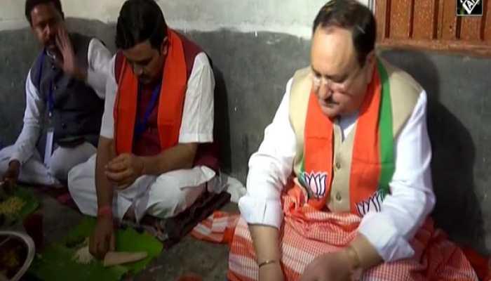 Bharatiya Janata Party to hold Krishak Soho Bhoj in West Bengal