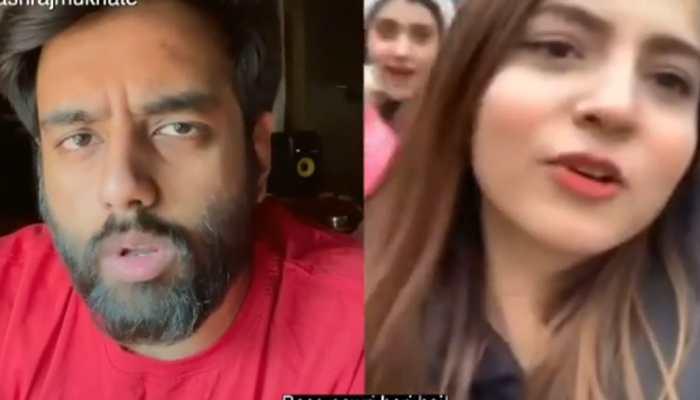 Pakistani viral video of Pawri Horai Hai invites a meme fest, Yashraj Mukhate of biggini shoot fame drops his version - Watch