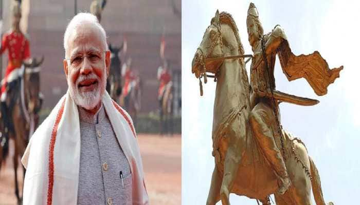 Who is Maharaja Suheldev and why did PM Narendra Modi dedicate a memorial to him?