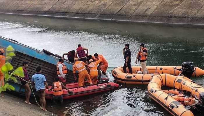Sidhi accident: 47 dead as bus falls into canal in Madhya Pradesh, PM Narendra Modi announces ex-gratia