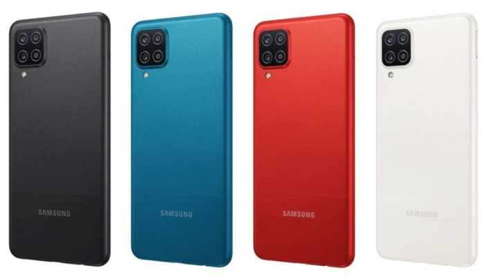 Samsung Galaxy A12 unveiled with quad rear cameras at Rs 12,999