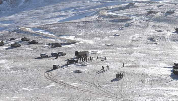 India-China LAC disengagement: 150 tanks and 5,000 Chinese PLA soldiers went back from Pangong Lake in eastern Ladakh