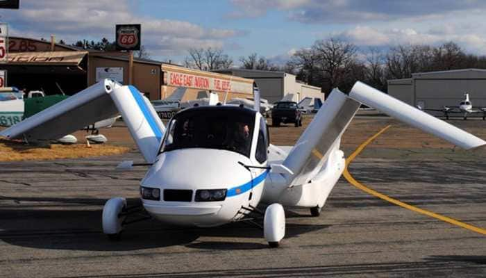 Transition: World's first flying car gets ready for takeoff after US FAA approval