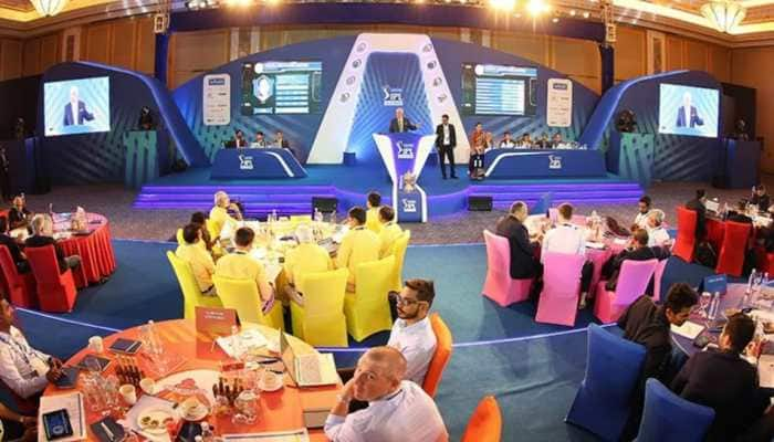 IPL 2021 auction: 292 players go under the hammer, all eyes on likes of Harbhajan and Glenn Maxwell