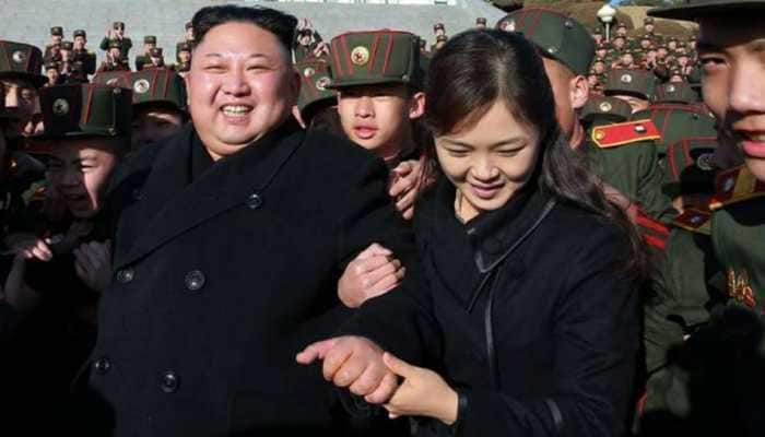 Kim Jong Un's wife Ri Sol-ju makes appearance after nearly one-year's absence