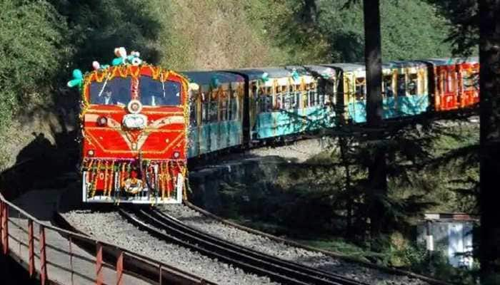 Privatisation of Kalka-Shimla heritage rail track to begin soon