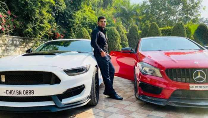 Delhi's youngest and richest entrepreneur Ajay Singh Tanwar speaks about how he mastered himself as a social media influencer