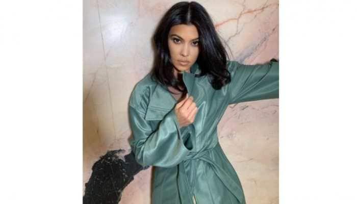 Kourtney Kardashian confirms her relationship with Travis Barker!