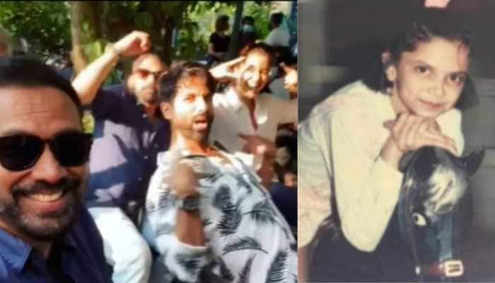 Deepika Padukone, Shahid Kapoor join 'Pawri Ho Rahi Hai' trend- Check here