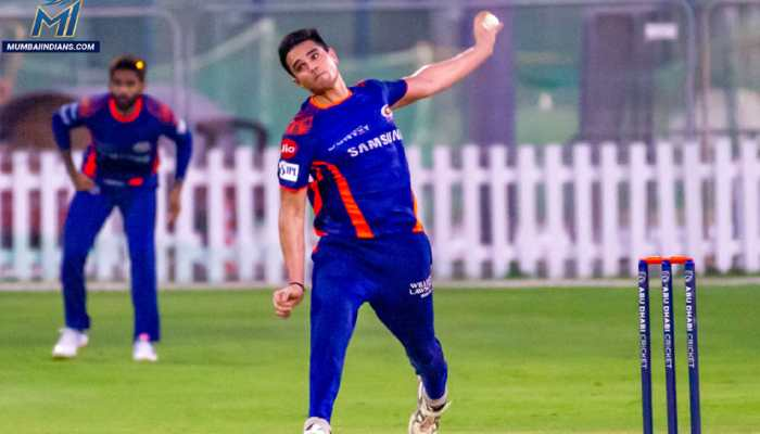 IPL 2021 auction: Arjun Tendulkar makes official entry as Mumbai Indians bag youngster for Rs 20 lakh