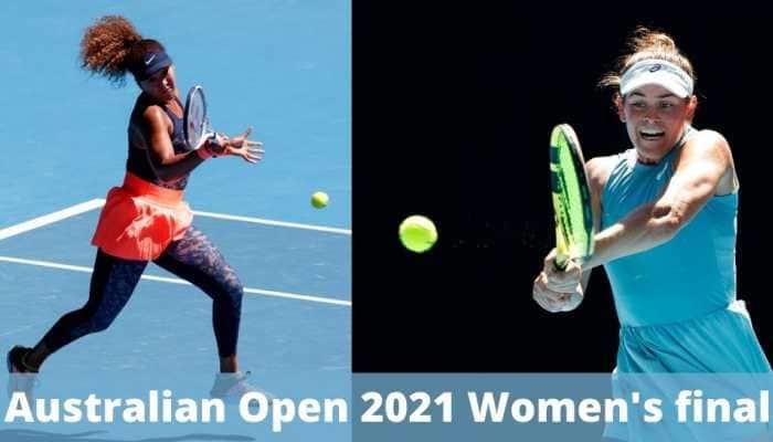 Australian Open 2021: COVID-19 lockdown warrior Brady faces Naomi Osaka in final