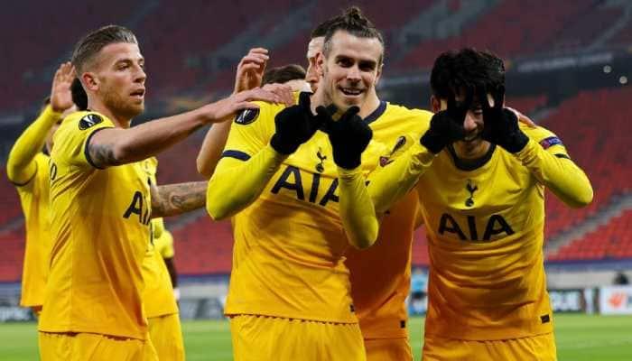 Europa League: Manchester United, Gareth Bale's Tottenham Hotspur win big