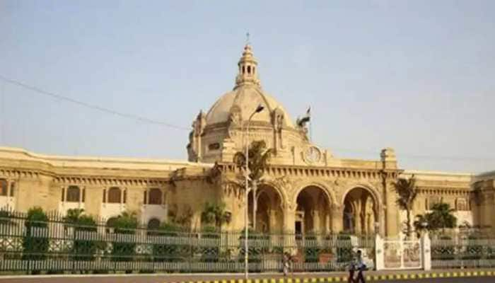 UP assembly budget session briefly adjourned after opposition brings up farmers' protests