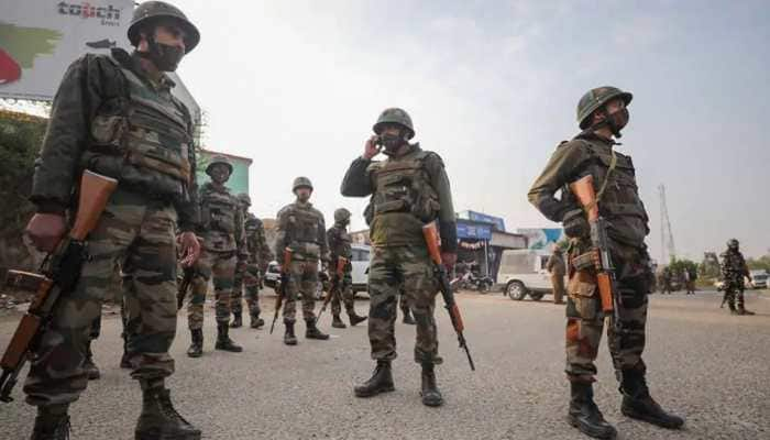 Three terrorists killed, three cops martyred in last 72 hours in Jammu and Kashmir