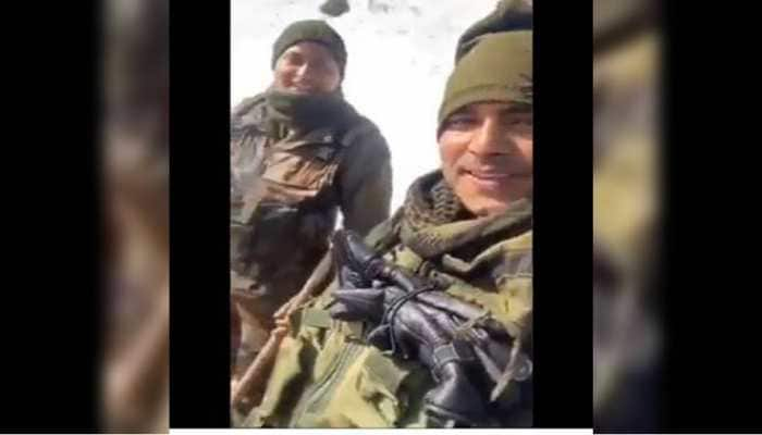 This 'pawri ho rahi hai' viral video by Indian Army jawans is the best, check for yourself