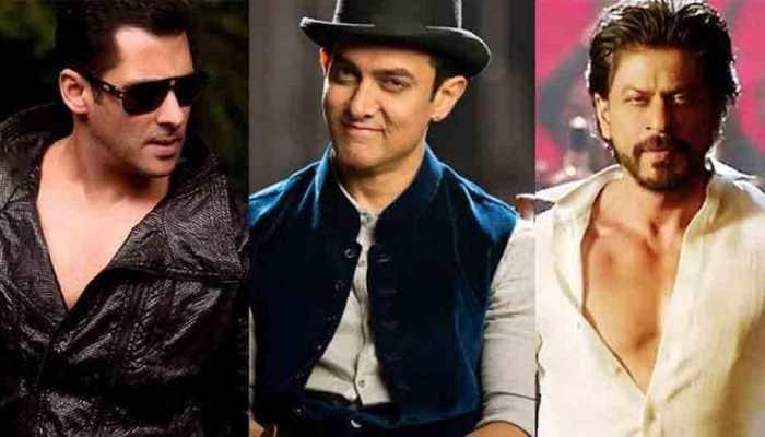 Shah Rukh Khan, Salman Khan, Aamir Khan to share screen together in Laal Singh Chaddha?