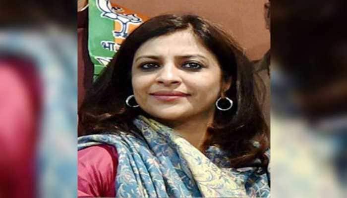 BJP's Shazia Ilmi accuses ex-BSP MP Akbar Ahmad 'Dumpy of misbehaving with her, registers complaint