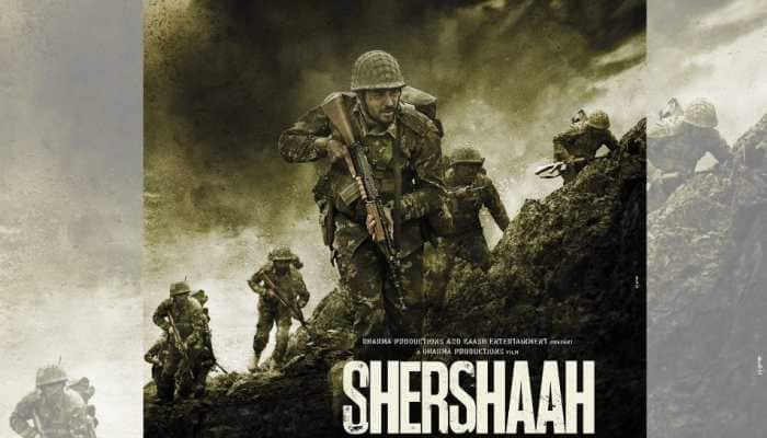 Sidharth Malhotra, Kiara Advani starrer Shershaah locks release date!