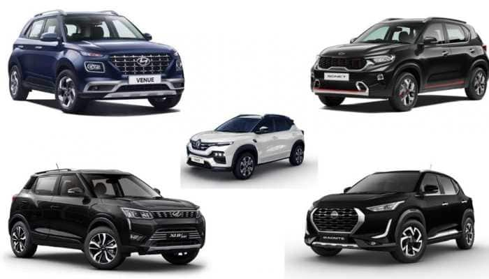 Getting turbo-charged petrol SUV? Check out these 6 smart offerings under Rs 10 lakh
