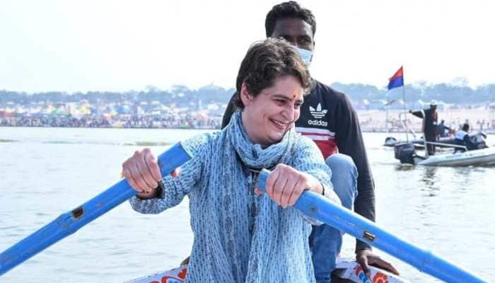 Priyanka Gandhi to visit Prayagraj to support boatman who accompanied her at Sangam