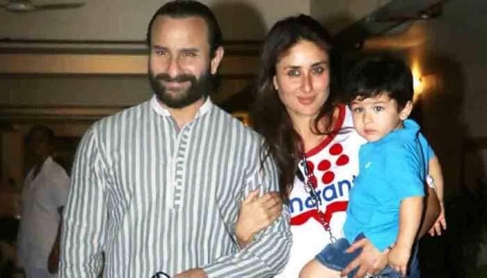 Kareena Kapoor, Saif Ali Khan blessed with second child