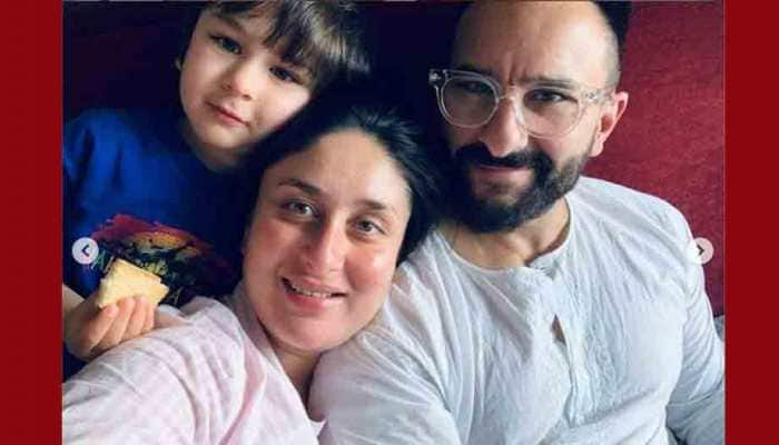 Saif Ali Khan, Kareena Kapoor welcome second baby boy