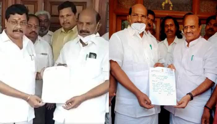 Puducherry ruling alliance loses two more MLAs a day before floor test